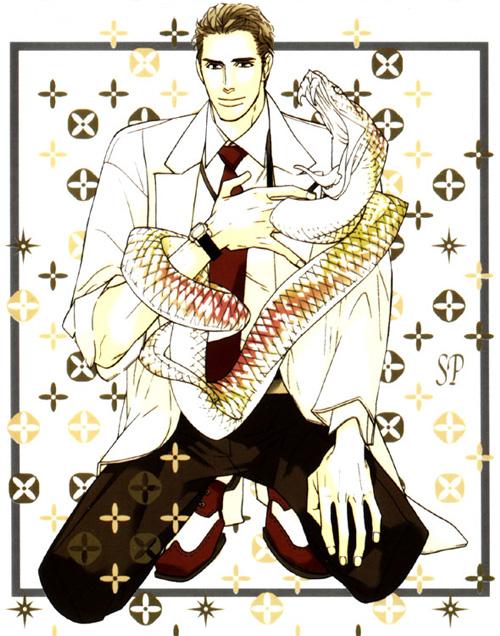 Манга Секс Пистолс (Love Pistols: Sex Pistols) 26/04/12.